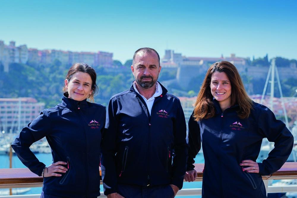 Anouchka Kerry, Paolo Ghione & Valérie Raphoz